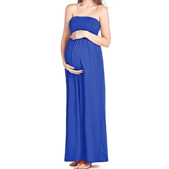 50bbb39b55646 Dresses & Skirts - 💙Maternity Summer Maxi Dress💙